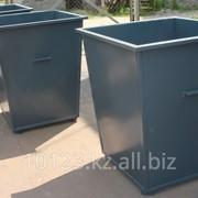 Спецконтейнеры для сбора мусора фото