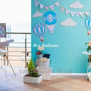 Decor la evenimente cu baloane фото