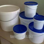 Ведро пластиковое от 1,1 л. до 21 л , из полипропилена фото