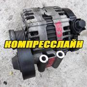 Генератор 12317551256 для BMW 3 E93 2005-2011 г.в, N52, 180A, муфта 12317550967 (контрактный) фото