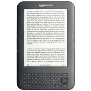 """Электронная книга Amazon Kindle 3G, E-Ink 6"""" фото"""