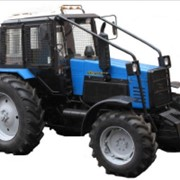Лесохозяйственный трактор Беларус Л1221 фото