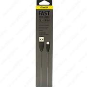 USB Data кабель Awei CL-982 1m (серый) фото
