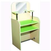 Парикмахерская детская 600*400*1100 мм (без зеркала), Игровая мебель для детских комнат фото