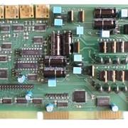 ET 2401. Плата управления шаговыми двигателями фото