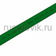 15. 0 / 7. 5 мм 1м термоусадка зеленая REXANT фото