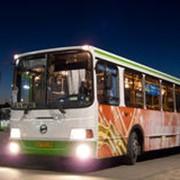 Размещение рекламы на бортах троллейбусов, автобусов, маршрутных такси. фото