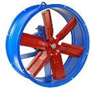 Вентилятор осевой ВО 06-300-4,0 0,75/3000 фото
