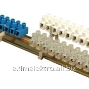 Клеммные колодки 12 пар: 2,5 - 4,0 - 6,0 - 10,0 - 16,0 мм2 фото