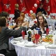 Организация фуршетов, корпоративных праздников. фото