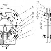 Клапаны избыточного давления (тип КИДм) - КИДм-100, КИДм-100А; КИДм-150, КИДм-150А; КИДм-200, КИДм-200А; КИДм-300, КИДм-300A фото