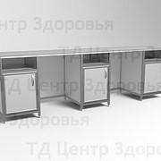 Стол лабораторный СЛ 3/03 фото