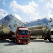 Перевозка грузов цистернами фото
