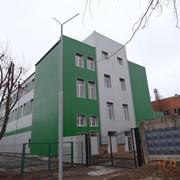 Обустройство вентилируемых навесных фасадов фото