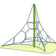 Детское сооружение Модель С01 Оборудование для детских площадок фото
