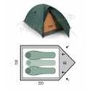 Палатка двухместная Pinguin Scout фото