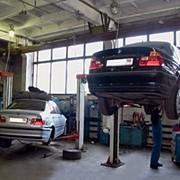 Техобслуживание и ремонт автомобилей фото
