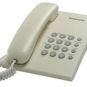 Телефон Panasonic KX-TS2350RUJ фото