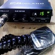 Midland Alan 100 Plus B, рация, радиостанция, оригинал фото