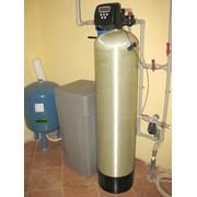 Монтаж водоочистных систем фото