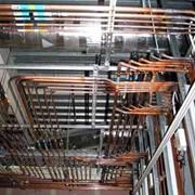 Системы медицинского газообеспечения. Проектирование и монтаж. фото