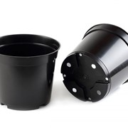 Горшок 3 литра Литьевой D-19 H-15 фото