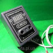 Терморегулятор ТР-2 O-MEGA со звуковым оповещением для инкубатора фото