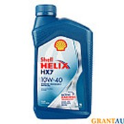 Масло моторное SHELL HELIX HX-7 10W40 1л фото