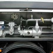 Оборудование комплектное для автомобилей-газовозов (Оборудование газовое АГЗС) фото
