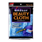 Ткань для полировки автомобиля Soft99 Wipe Cloth Blue 32х22см (Япония) фото