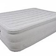 Кровать надувная DELUXE HIGH RISING AIR BED QUEEN, 206х152х47 см., JL027291N фото