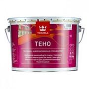 Tikkurila Teho (Тиккурила Техо), краска масляная для деревянных фасадов (База C), 0,9 л. фото