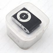 Mp3 Player металлический Black черный фото
