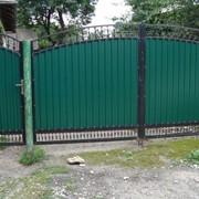 Изготовление и монтаж решеток, дверей, ворот фото