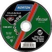 Norton диск зачистной по камню 125*6,4*22.2 фото