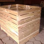 Ящики тарные. Ящики транспортировочные.Тара деревянная транспортировочная от производителя. Украина. фото