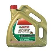 Castrol EDGE FST 0W-30 5L фото