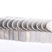 Комплект вкладышей шатунных на одну шейку 61560030034/612600030020+61560030033 NOM WD615 для дизельного двигателя WD-615 (ВД-615) Weichay Power (Вейчай Повер) фото