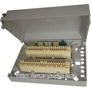 Настенная коробка c 2 плинтами в комплекте 165*120*40 фото