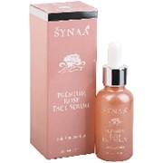 Сыворотка для лица омолаживающая с маслом Дамасской розы Synaa, 30 мл фото