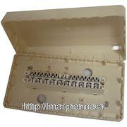 Настенная коробка c 1 плинтом в комплекте 163*85*35 фото
