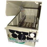 Настенная коробка под 10 плинтов, внешнее исполнение, водонипроницаемая фото