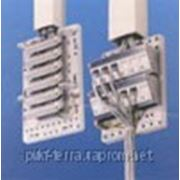 Распределительные телефонные: коробка, бокс, панель, стойка, шкаф; амфенол с кабелем UTP 25x2 фото