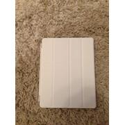 Чехол Smart Cover + прозрачная пластиковая задняя крышка фото