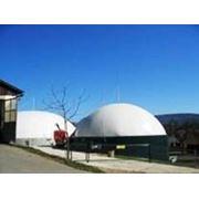 Биогазовые комплексы (стоительство) фото
