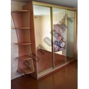 Шкаф с раздвижными дверями ГТН-01 2700*650*2350 фото