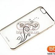 Накладка iPhone 6 (CASECUBE) со стразами №2 74578a фото
