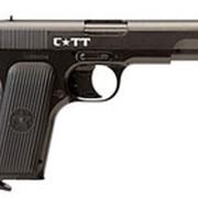 Пистолет пневматический Crosman C-TT, кал. 4,5 мм фото