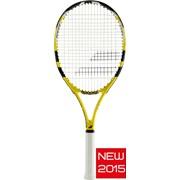 Теннисная ракетка BABOLAT EVOKE 105 STRUNG фото