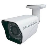 Аналоговая видеокамера Zodikam AHD30 (3.6 мм AHD, TVI, CVI, 960P, ИК, IP66) фото